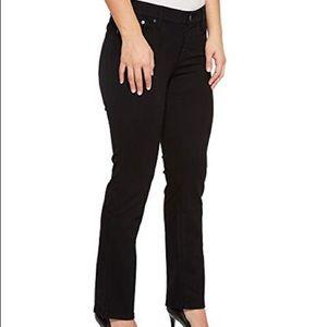 Ralph Lauren modern straight curvy pants